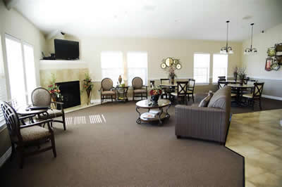 richardson assisted living facility