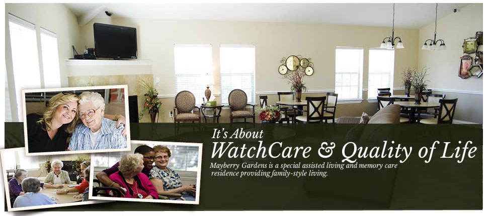 Assisted living denton